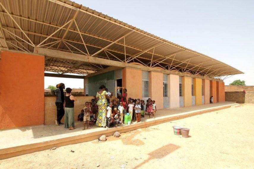 Mujeres Burkina