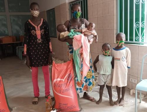 COVID19 Burkina Faso 2a parte