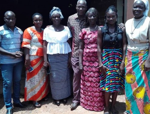 Empoderamiento de las mujeres de Kadiogo